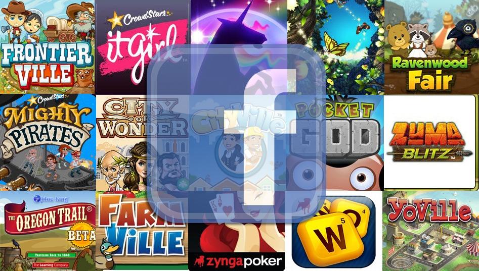 Giochi su Facebook i Migliori 10 più giocati