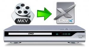 Cosa fare se il lettore divX non legge i file mkv