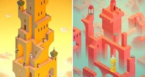 Monument Valley un bellissimo puzzle game per iOS