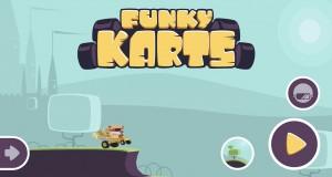 Nuovo divertente gioco per Android Funky Karts