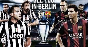 Juventus -Barcellona Come vedere la finale in diretta online Streaming