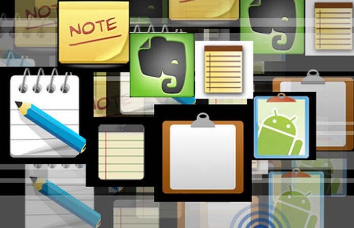 5 app blocco note per appunti su android for App per vedere telecamere su android