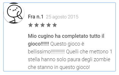I Migliori Peggiori commenti del Google Play Store 13