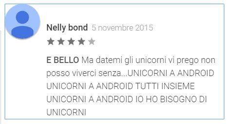 I Migliori Peggiori commenti del Google Play Store 26