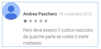 I Migliori Peggiori commenti del Google Play Store 4
