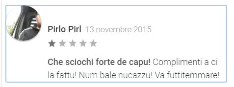 I Migliori Peggiori commenti del Google Play Store 5