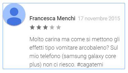 I Migliori Peggiori commenti del Google Play Store 6