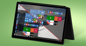 Windows 10 Come attivare la modalità Tablet Touchscreen