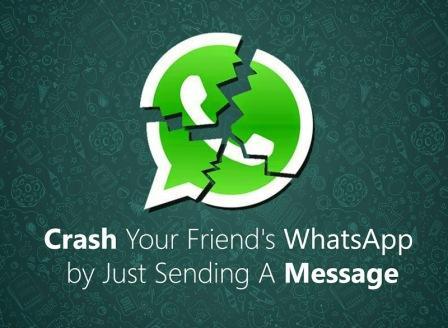 WhatsApp Crash Come Bloccare le Chat degli Amici