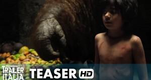 Il Libro della Giungla: Teaser Trailer Italiano HD