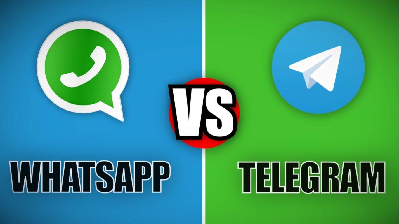 WhatsApp VS Telegram Quale scegliere Qual è il migliore