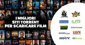 I migliori siti torrent 2016 per scaricare film in italiano