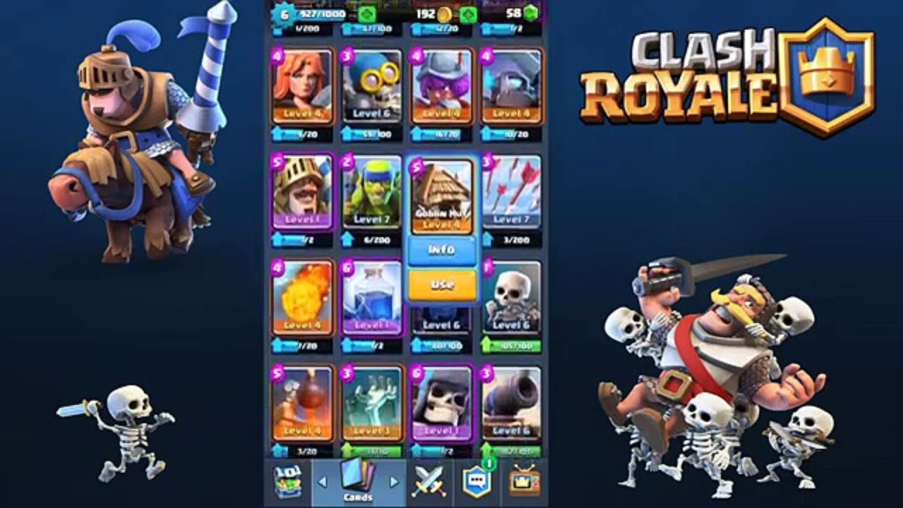 Mazzi clash royale i migliori deck per vincere le arene for Clash royale deck molosse