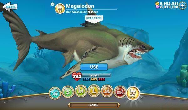 Trucchi Hungry shark world Android Cuccioli, Soldi e Gemme