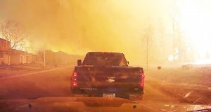 Benvenuti all'inferno! In fuga dall'incendio di Fort McMurray