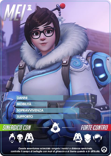 Overwatch MEI carta