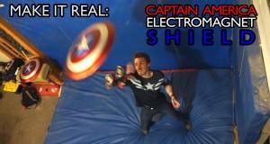 Come costruire lo Scudo di Capitan America Magnetizzato