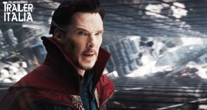 Doctor Strange: Nuovo trailer italiano