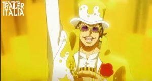 One Piece Gold – il Film: Trailer Italiano
