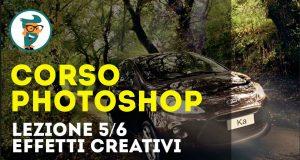 Video Corso di Photoshop CC – Lezione 5