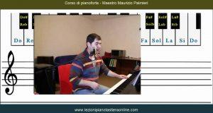 Video Corso di pianoforte – Lezione 09