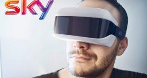 Sky VR : l'App per la Realtà Virtuale di Sky
