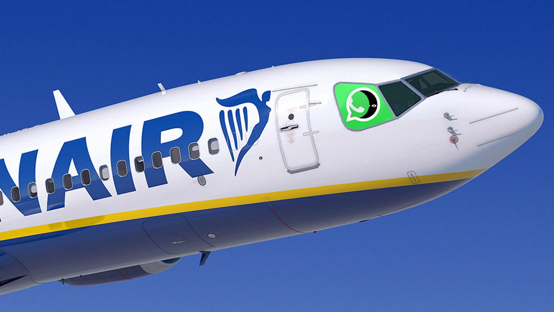 Truffa WhatsApp: Ryanair regala 200 euro di biglietti