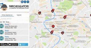 iParcheggiatori: un app contro i posteggiatori abusivi e molesti