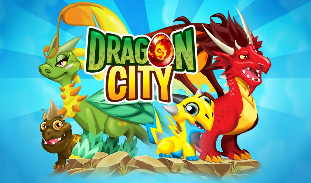 Dragon City: Accoppiamenti e lista dei Draghi