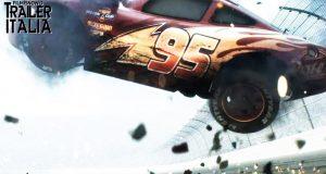 Cars 3: il primo teaser trailer