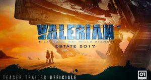 Valerian e la Città dei mille pianeti: Teaser Trailer italiano [HD]