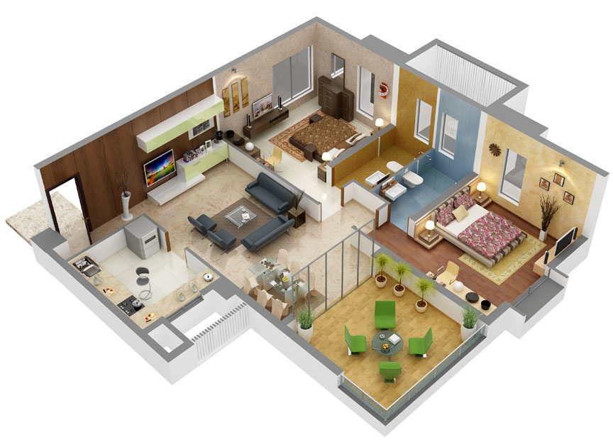 5 programmi per progettare e arredare casa gratis in 3d e 2d On home design 3d gratis italiano