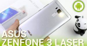 [Video Hi-Tech] ASUS Zenfone 3 Laser, recensione in italiano