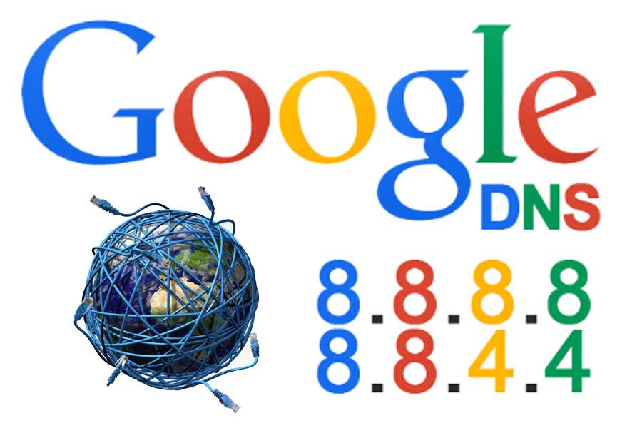 DNS Google 8.8.8.8 / 8.8.4.4 Cosa Sono e Come si Usano