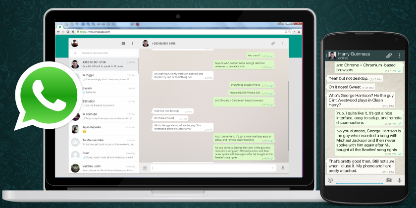 WhatsApp Web: Come Usare la Chat da Pc e Mac