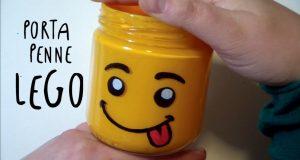 [Video FaiDaTe] Come fare un Porta Penne LEGO – Idea FAI DA TE per la Festa del PAPà by ART Tv