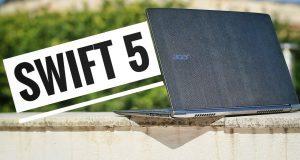 [Video Hi-Tech] Acer SWIFT 5: ultrabook Kaby Lake al giusto prezzo   #RECENSIONE ITA
