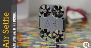 [Video Hi-Tech] AirSelfie il MICRODRONE da Cellulare! ANTEPRIMA