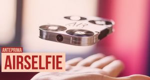 [Video Hi-Tech] AirSelfie: la prima flying camera tascabile   #Anteprima