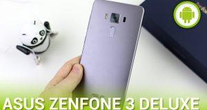 [Video Hi-Tech] ASUS Zenfone 3 Deluxe, recensione in italiano