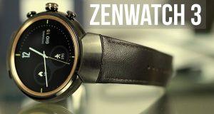 [Video Hi-Tech] ASUS Zenwatch 3: display circolare e tanta qualità | #RECENSIONE ITA