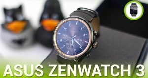 [Video Hi-Tech] ASUS ZenWatch 3, recensione in italiano