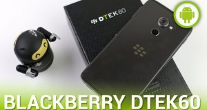 [Video Hi-Tech] BlackBerry DTEK60, recensione in italiano