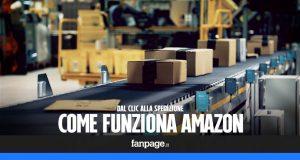 [Video Hi-Tech] Come funziona Amazon: dal clic alla spedizione, così viaggiano i vostri acquisti online