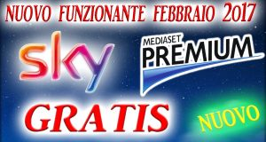 [Video Hi-Tech] Come guardare SKY e PREMIUM GRATIS in HD Streaming [TUTORIAL ITA] FUNZIONANTE