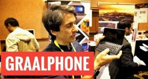 [Video Hi-Tech] Graalphone: smartphone, tablet e notebook con Android o Windows 10 | CES 2017