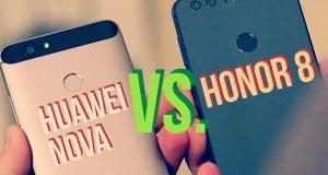 [Video Hi-Tech] HONOR 8 vs HUAWEI NOVA: listino uguale ma DNA diverso #CONFRONTO | HDblog