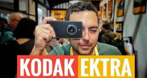 [Video Hi-Tech] Kodak Ektra: cameraphone Android da 21MP | #Anteprima CES 2017