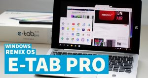[Video Hi-Tech] Microtech e-Tab Pro con Windows 10 e Remix OS | #RECENSIONE ITA