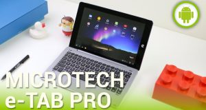 [Video Hi-Tech] Microtech e-TAB Pro, recensione in italiano